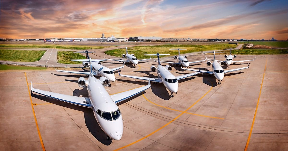Business Jet Access Gains FAA Acceptance of SMS